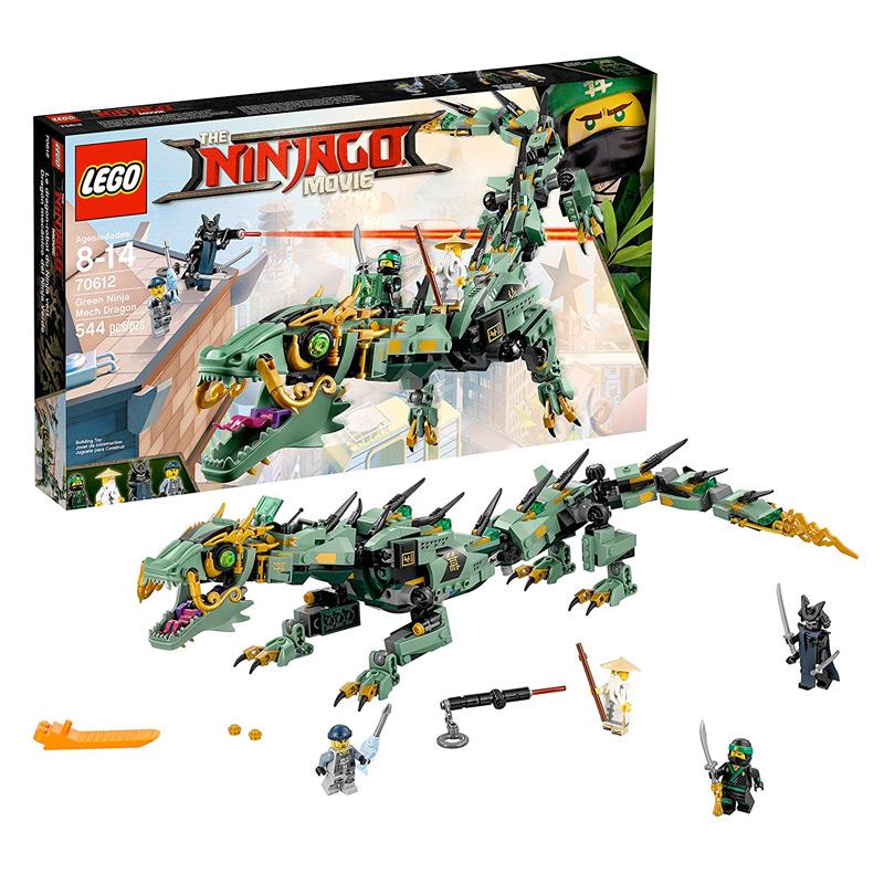 レゴ ニンジャゴ 70612 LEGO NINJAGO Green Ninja Mech Dragon