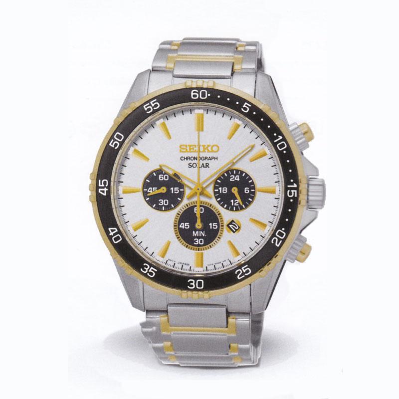SEIKOセイコー メンズ腕時計 ESSENTIALS SSC446
