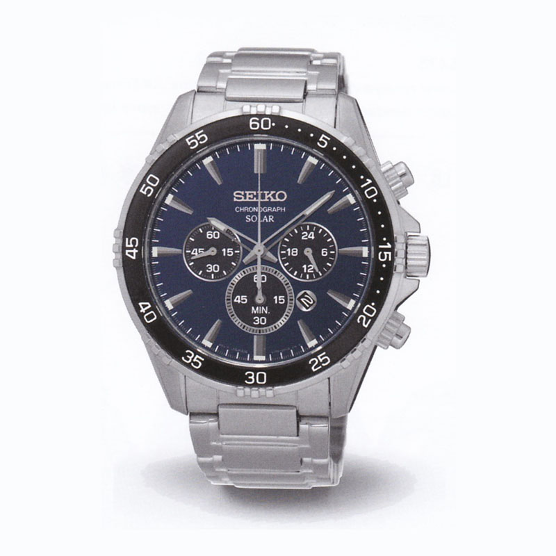 SEIKOセイコー メンズ腕時計 ESSENTIALS SSC445