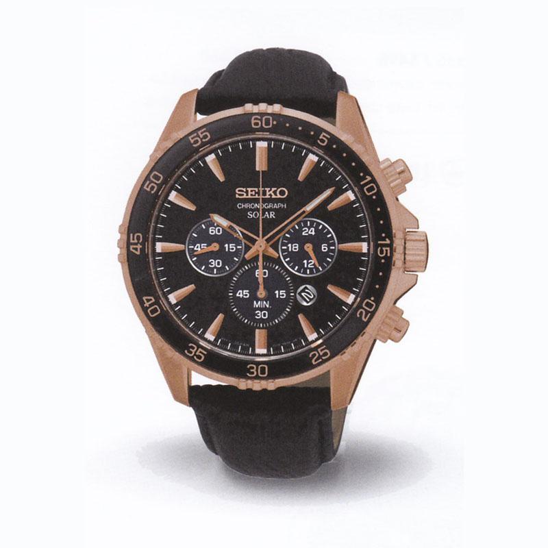 SEIKOセイコー メンズ腕時計 ESSENTIALS SSC448