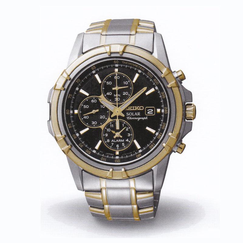 SEIKOセイコー メンズ腕時計 ESSENTIALS SSC142
