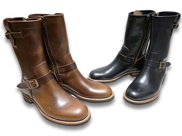 全2色【TAKE FIVE MILE/テイクファイブマイル】「Engineer Boots/エンジニアブーツ」【送料・代引き手数料無料】【あす楽対応】(NO NAME/ノーネーム/AT-DIRTY/アットダーティー/DRESS HIPPY/ドレスヒッピー/神戸/アメカジ/ハーレー/バイカー/バイク/ホットロッド)