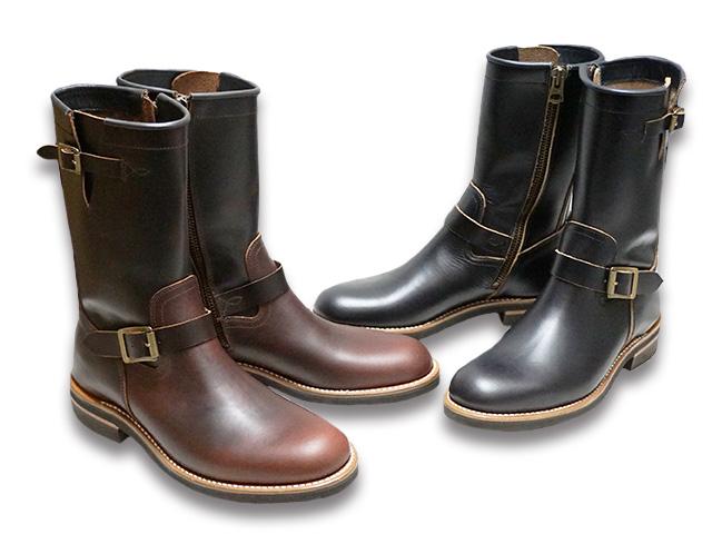 """全2色【TAKE FIVE MILE/テイクファイブマイル】「Engineer Boots""""Chromexcel""""/エンジニアブーツ""""クロムエクセル""""」【送料・代引き手数料無料】(NO NAME/ノーネーム/AT-DIRTY/アットダーティー/DRESS HIPPY/ドレスヒッピー/神戸/アメカジ/ハーレー)"""