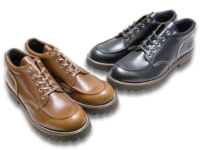 全2色【TAKE FIVE MILE/テイクファイブマイル】「Work Moc Boots/ワークモックブーツ」【送料・代引き手数料無料】【あす楽対応】(NO NAME/ノーネーム/AT-DIRTY/アットダーティー/DRESS HIPPY/ドレスヒッピー/神戸/アメカジ/ハーレー/バイカー/バイク/ホットロッド)