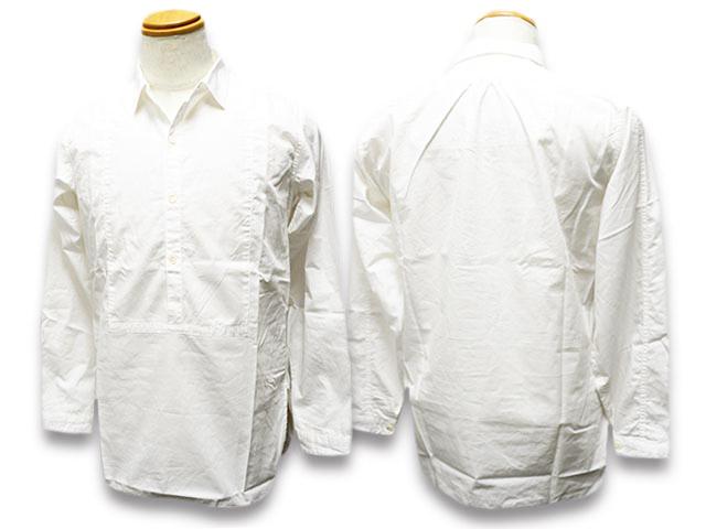 【BLACK SIGN/ブラックサイン】2019AW「Cotton Broad Homestead Shirt/コットンブロードホームステードシャツ」(BSFL-15107B)【送料・代引き手数料無料】【あす楽対応】(Hippodrome Studio/ヒッポドロームスタジオ/Jeff Decker/ジェフデッカー/アメカジ/ハーレー)
