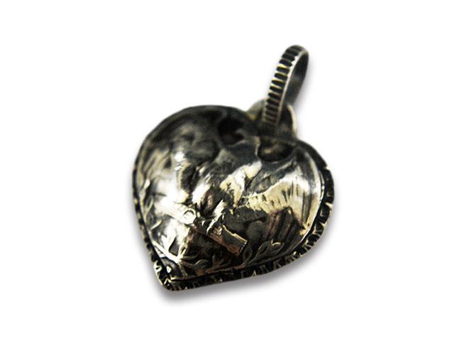 【CHOOKE/チョーク】「Eagle Heart Washington Pendant Top/イーグルハートワシントンペンダントトップ」(C-29A)【送料・代引き手数料無料】【あす楽対応】(アメカジ/ハーレー/オールドコイン/ネイティブアクセサリー)