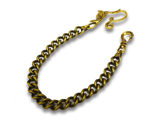 【GANGSTERVILLE/ギャングスタービル】×【galcia/ガルシア】「Swallow Brass Wallet Chain/スワローブラスウォレットチェーン」(GSG-OS-BWC001)【送料・代引き手数料無料】【あす楽対応】(WEIRDO/ウィアード/GLAD HAND/グラッドハンド)