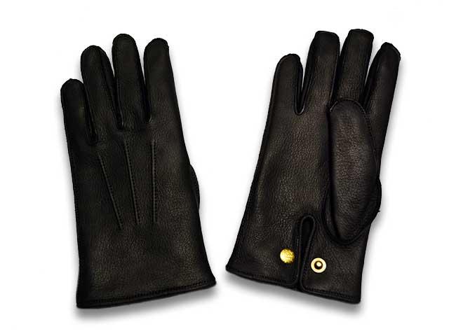 【GLAD HAND/グラッドハンド】2019AW「Deerskin Glove/ディアスキングローブ」【送料・代引き手数料無料】【あす楽対応】(GANGSTERVILLE/ギャングスタービル/WEIRDO/ウィアード/アメカジ/ハーレー/ホットロッド/プレゼント)