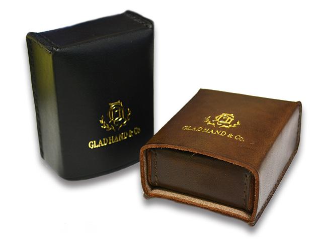 全2色【GLAD HAND/グラッドハンド】「Leather Cigarette Case/レザーシガレットケース」【送料・代引き手数料無料】【あす楽対応】(GANGSTERVILLE/ギャングスタービル/WEIRDO/ウィアード/アメカジ/煙草ケース/プレゼント/ホットロッド/ハーレー)