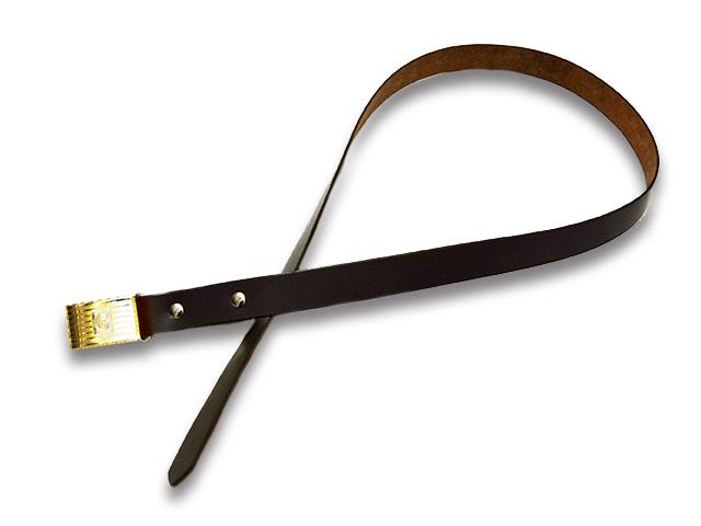 【GLAD HAND/グラッドハンド】「Slide Lock Buckle Belt/スライドロックバックルベルト」【送料・代引き手数料無料】【あす楽対応】(GANGSTERVILLE/ギャングスタービル/WEIRDO/ウィアード/アメカジ/アクセサリー/プレゼント)