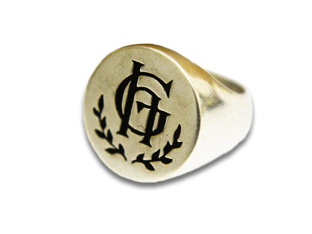 【GLAD HAND/グラッドハンド】「Plain Ring/プレーンリング」(Silver925)【送料・代引き手数料無料】【あす楽対応】(GANGSTERVILLE/ギャングスタービル/WEIRDO/ウィアード/アメカジ/アクセサリー/プレゼント)