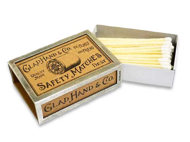 【GLAD HAND/グラッドハンド】「Silver925 Vesta Case/Silver925ベスタケース」【送料・代引き手数料無料】【あす楽対応】(GANGSTERVILLE/ギャングスタービル/WEIRDO/ウィアード/アメカジ/プレゼント/マッチケース/喫煙具/ハーレー/ホットロッド/マッチケース)