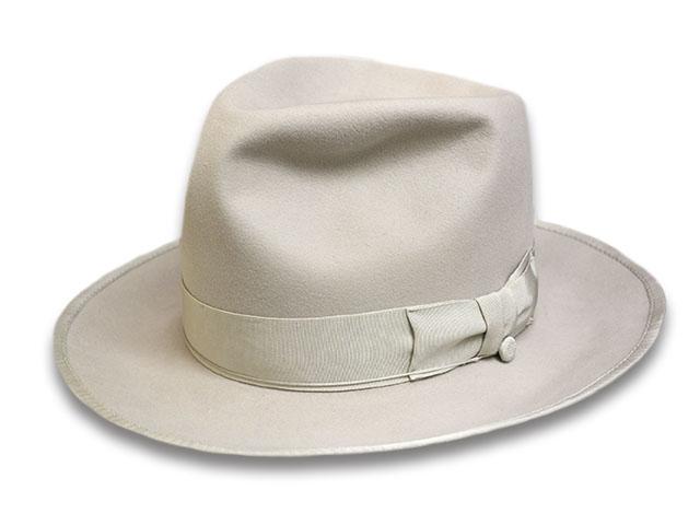 """全4色【GLAD HAND/グラッドハンド】「Beaver Hat""""John G-Y.H.""""/ビーバーハット""""ジョンG-Y.H.""""」【送料・代引き手数料無料】【あす楽対応】(GANGSTERVILLE/ギャングスタービル/WEIRDO/ウィアード/BULL ORIGINAL/OLD CROW/オールドクロウ/アメカジ/ハーレー)"""