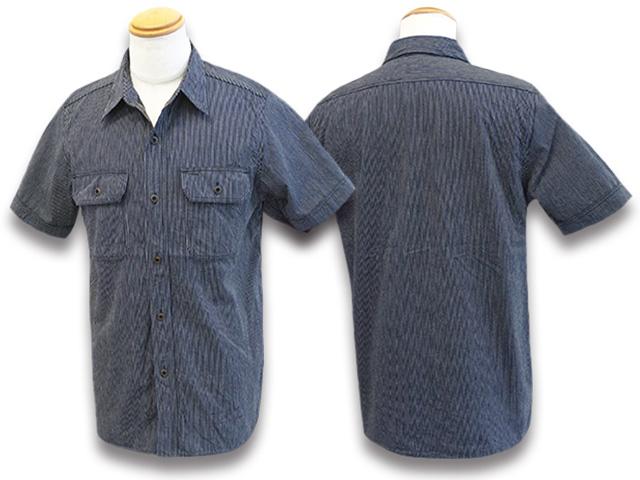 """【JELADO""""PRODUCTS""""/ジェラード""""プロダクツ""""】2020SS「Short Sleeve Work Shirts/ショートスリーブワークシャツ」(JP52112)【あす楽対応】(John Gluckow/ジョングラッコー/アメカジ/ハーレー/ホットロッド/WOLF PACK/ウルフパック)"""