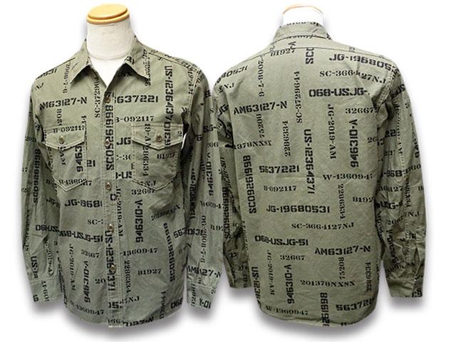 【John Gluckow/ジョングラッコー】2020SS「The Everyday Work Shirts/ザ エブリデイワークシャツ」(JG51157)【送料・代引き手数料無料】【あす楽対応】(JELADO/ジェラード/アメカジ/ミリタリー/ホットロッド/ハーレー)