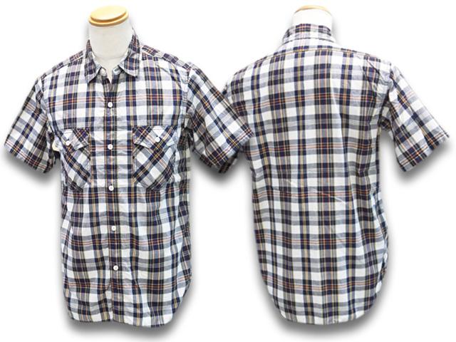 【John Gluckow/ジョングラッコー】2020SS「S/S The Everyday Work Shirts/ショートスリーブザ エブリデイワークシャツ」(JG52124)【あす楽対応】(JELADO/ジェラード/アメカジ/ミリタリー/ホットロッド/ハーレー/WOLF PACK/ウルフパック)