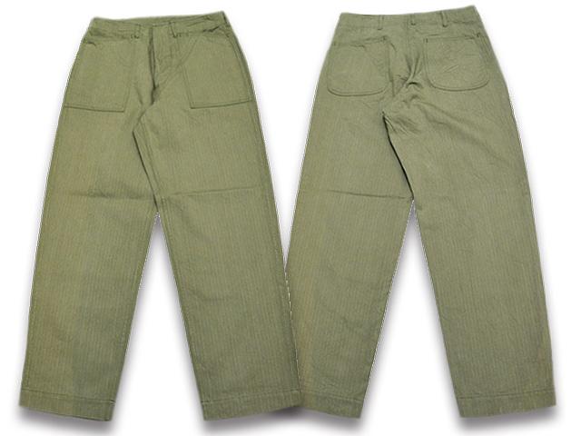 【John Gluckow/ジョングラッコー】2020SS「Field Trousers/フィールドトラウザース」(JG94301)【送料・代引き手数料無料】【あす楽対応】(JELADO/ジェラード/アメカジ/ハーレー/ホットロッド/ミリタリー)
