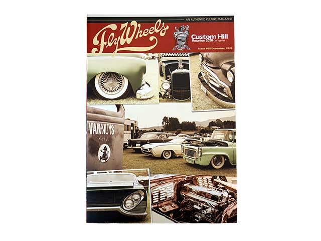 Fly Wheels フライウィール Issue #68 ネコポス対応 あす楽対応 CALIFORNIA LINE カリフォルニアライン SKULL タイムセール FLIGHT スカルフライト ホットロッド WOLF 売れ筋ランキング MOON GLAD ロードランナー ウルフパック RUNNER HAND グラッドハンド PACK ROAD ムーンアイズ EYES