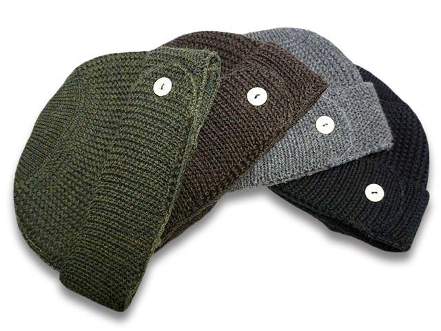 Knit Cap/W10ニットキャップ」(DOG00352)【送料・代引き手数料無料】【あす楽対応】(アメカジ/プレゼント/ニット帽/ニットキャップ/ホットロッド/ハーレー) H.W.DOG&CO./ドッグアンドコー】2019AW「W10 全4色【THE