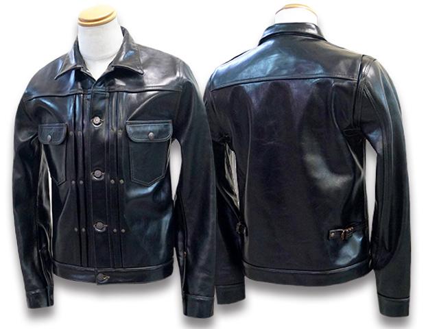 """【FINE CREEK LEATHERS/ファインクリークレザーズ】「Leather Jacket""""Salem""""/レザージャケット""""セーラム""""」(FCJK010)【あす楽対応】(FINE CREEK&CO/ファインクリークアンドコー/MOSIR/モシール/CWORKS/シーワークス/アメカジ/WOLF PACK/ウルフパック)"""