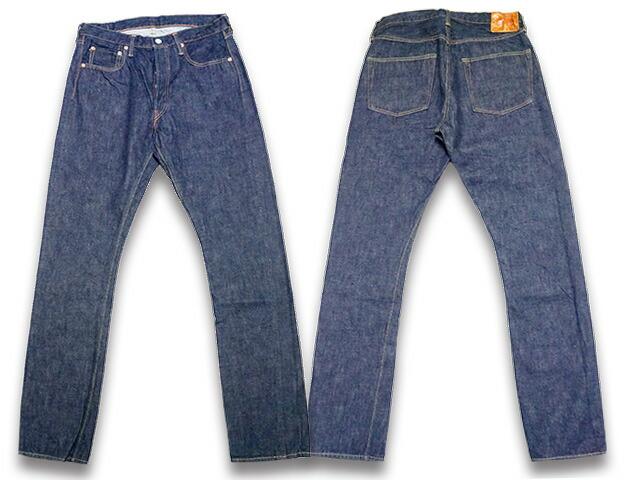 【FULLCOUNT/フルカウント】「Tapered Straight Denim Pants/テーパードストレートデニムパンツ」(1110W)【あす楽対応】(デニム/ジーンズ/インディゴ/アメカジ/ハーレー/ホットロッド/Gパン/ジーンズ/WOLF PACK/ウルフパック)