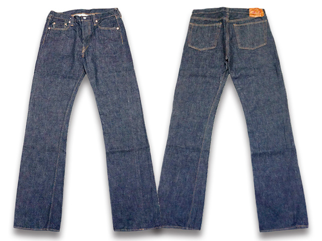 【FULLCOUNT/フルカウント】「Boot Cut Denim Pants/ブーツカットデニムパンツ」(1120W)【あす楽対応】(デニム/ジーンズ/インディゴ/アメカジ/ハーレー/ホットロッド/Gパン/ジーンズ/WOLF PACK/ウルフパック)