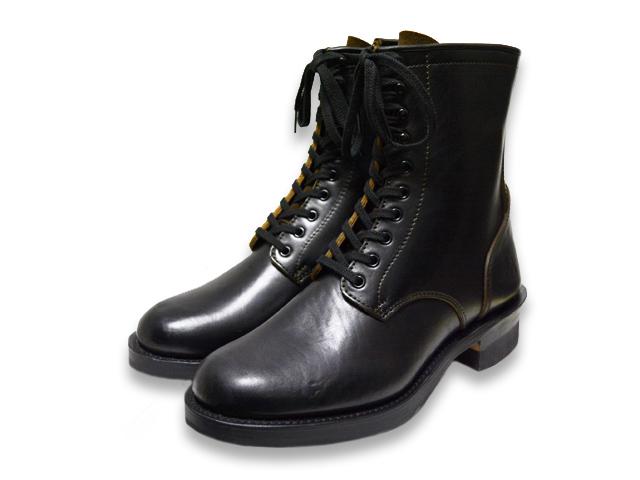"""【Makers/メイカーズ】「7inch Lace Up Boots""""Vinch""""/7インチレースアップブーツ""""ヴィンチ""""」(HORSE BUTT)【送料・代引き手数料無料】【あす楽対応】(エンジニアブーツ/ワークブーツ/ドレスシューズ/アメカジ/ハーレー/ホットロッド/JELADO)"""