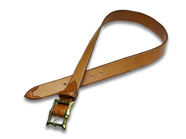 "Belt/レザーベルト""(MMLW-02)【送料・代引き手数料無料】【あす楽対応】(サドルレザー/バイカー/ハンドメイド/財布/手縫い) Maruyama/モトハル 【Motoharu マルヤマ】"" Leather"