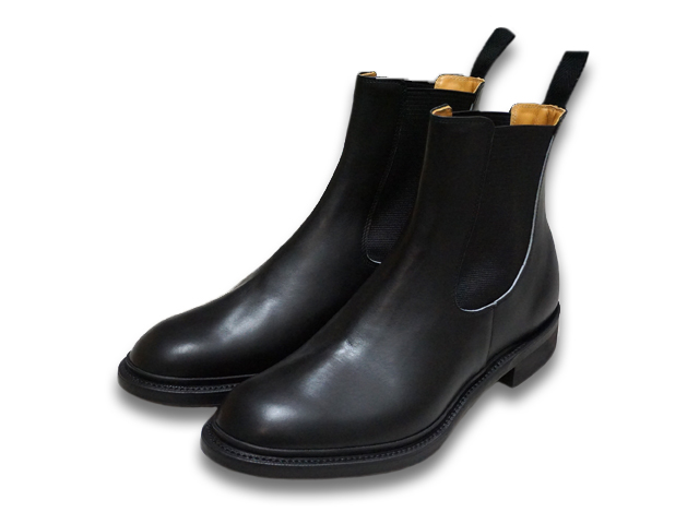 """【Makers/メイカーズ】「Side Gore Boots""""Vittoria""""/サイドゴアブーツ""""ヴィットリア""""」(DU PUY)【あす楽対応】(エンジニアブーツ/ワークブーツ/ドレスシューズ/アメカジ/ハーレー/ホットロッド/JELADO/WOLF PACK/ウルフパック)"""