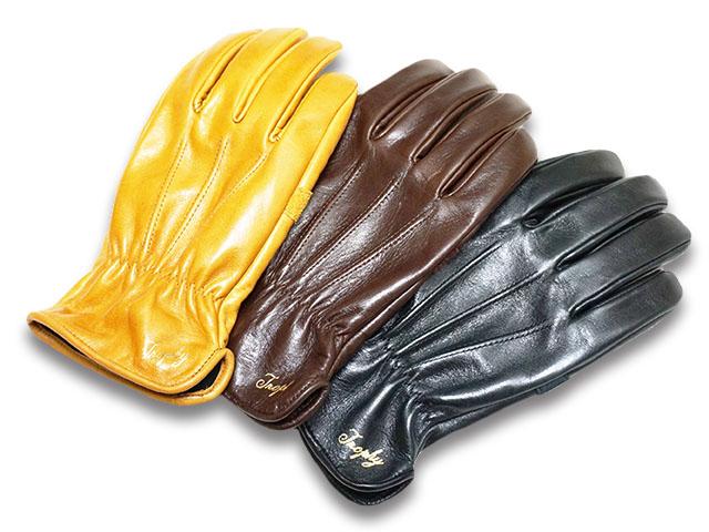 全3色【TROPHY CLOTHING/トロフィークロージング】2019AW「Horse Motorcycle Glove/ホースモーターサイクルグローブ」(TR-G02)【送料・代引き手数料無料】【あす楽対応】(アメカジ/ハーレー/バイク/東京インディアンズ/プレゼント/ホットロッド)