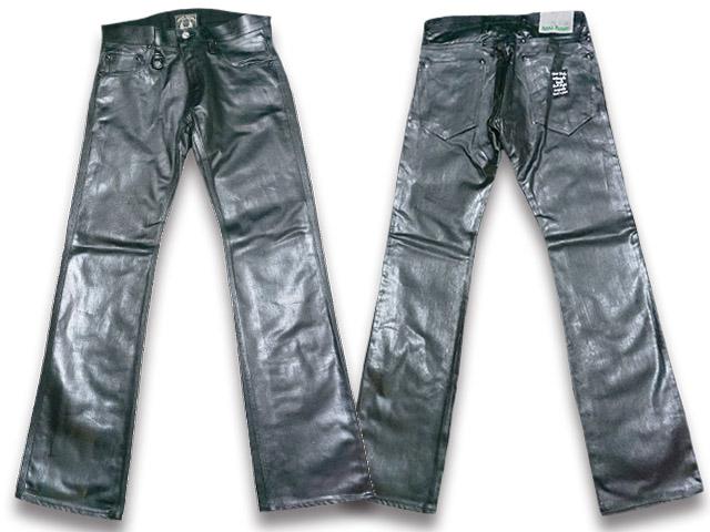 """【SKULL FLIGHT/スカルフライト】「SS Pants Type6 Boots Cut""""Rubber Coating Stretch Denim""""/SSパンツタイプ6ブーツカット""""ラバーコーティングストレッチデニム""""」【送料・代引き手数料無料】【あす楽対応】(CALIFORNIA LINE/カリフォルニアライン)"""