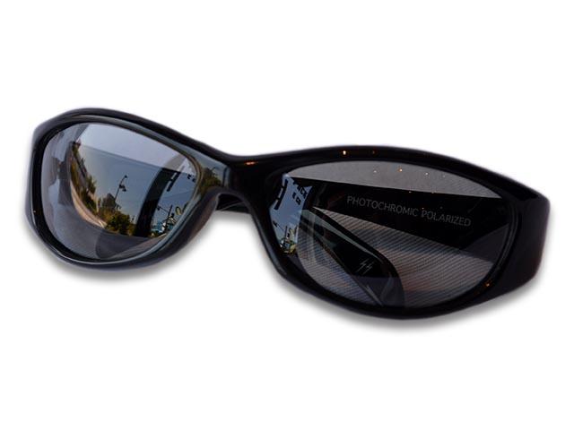 """全2色【SKULL FLIGHT/スカルフライト】2014 New Model「FR-001」""""180 Shade Photochromatic Polarized Lens/180シェード調光偏光レンズ""""【送料・代引き手数料無料】【あす楽対応】(CALIFORNIA LINE/カリフォルニアライン/ハーレー/サングラス/桐生)"""
