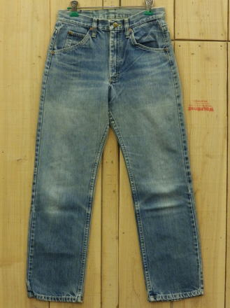 70S古着 ビンテージ LEE 200 ストレート W29×L28 MADE IN USA