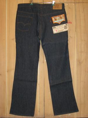 リーバイス517 デッドストック 70S 大きいサイズ ブーツカットジーンズ W42×L34