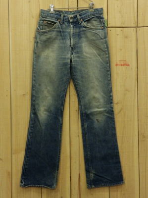 USA 古着 ハチマル LEVIS リーバイス 517 激ヒゲ W30×L31 MADE IN USA 80S 中古