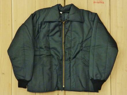 デッドストック 70S キルティングジャケット MADE IN USA ウインドブレーカー