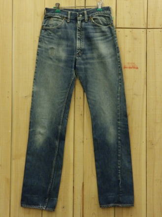 MADE IN USA/60S古着/J.C.PENNY FOREMOST VINTAGE JEANS /激ヒゲ/JCペニー ビンテージ ジーンズ W31×L34/中古/