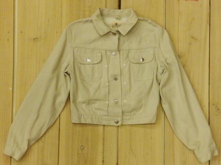 古着 Wrangler ラングラー Gジャン BLUEBELL ツイルジャケット 60S ガールズ 女性用