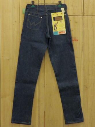 ラングラー 70S ビンテージジーンズ デッドストック Wrangler 101SNVR STUDENT W29×L34 MADE IN USA