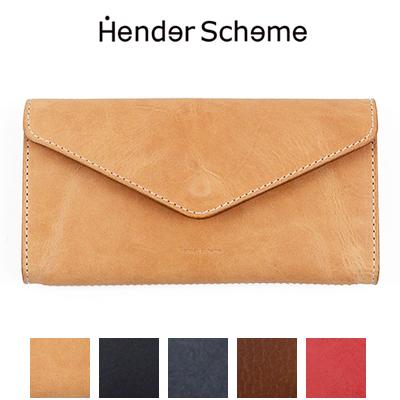 エンダースキーマ Hender Scheme ロングウォレット long wallet ot-rc-lwl
