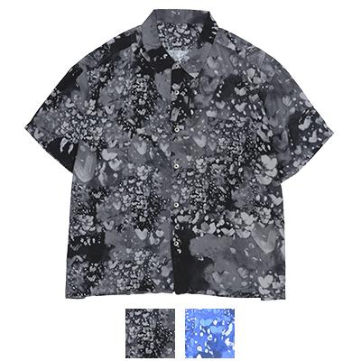 ポータークラシック Porter Classic ハートアロハシャツ HEART ALOHA SHIRT PC-024-1319【キャッシュレス還元対象】