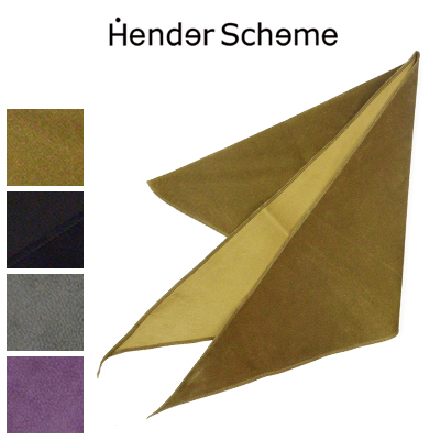 【メール便全国送料無料】エンダースキーマ Hender Scheme レザースカーフ leather scarf fl-rc-scf