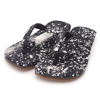 SYU.HOMME/FEMM シューオムヘム Japanese sandal by 雪駄 H20SS-32