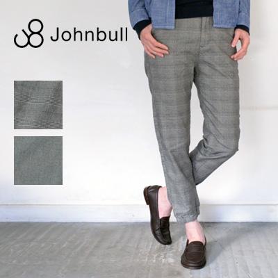 Johnbull(ジョンブル) JOGGER SLACKS ジョガースラックス【キャッシュレス還元対象】