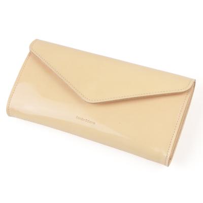 エンダースキーマ Hender Scheme ロングウォレット パテントレザー long wallet patent natural fl-rc-lwl