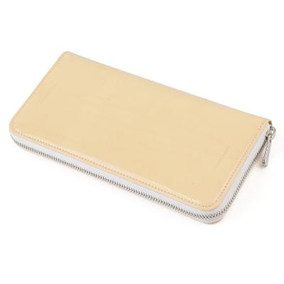 エンダースキーマ Hender Scheme ロングジップパース パテントレザー long zip purse patent natural fl-rc-lzp