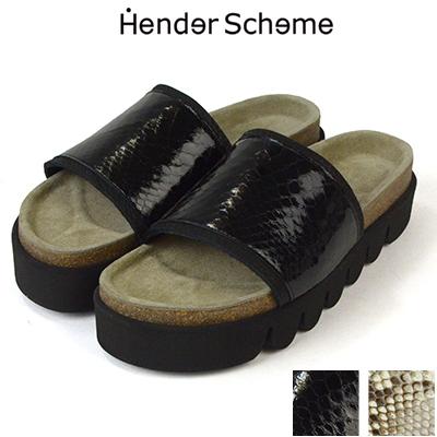エンダースキーマ Hender Scheme キャタピラー パイソン caterpillar python nc-s-cat