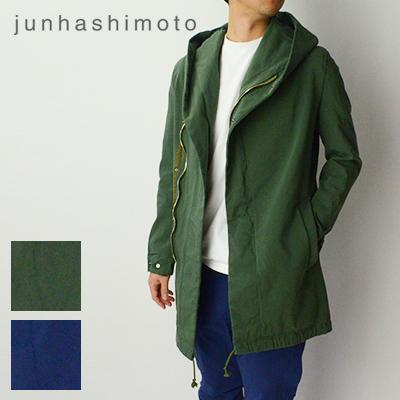 ジュンハシモト junhashimoto ラップコート WRAP M-51 1011910005 2019春夏