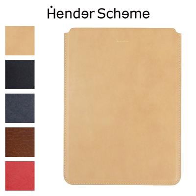 エンダースキーマ Hender Scheme 13インチ パソコンケース 13inch pm-rc-13m