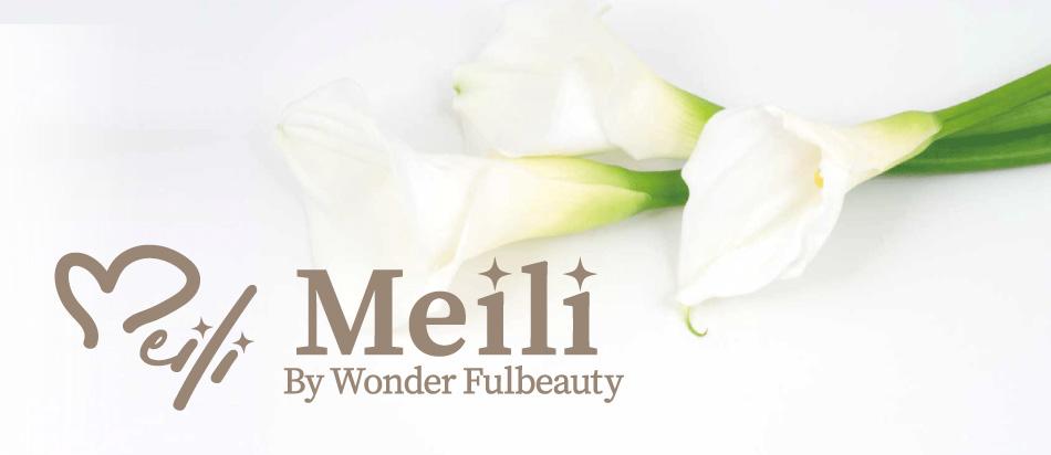 Meili  By Wonder Fulbeauty:こだわりのスキンケアを中心に販売しております。